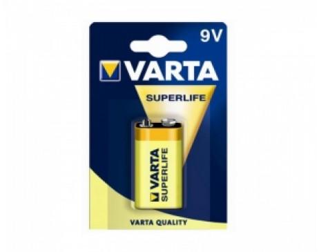 Батарея VARTA 9 V SUPERLIFE 2022 6F-22 BL-1