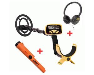 Garrett Ace 250 + Garrett Pro-Pointer AT+ Наушники Clear Sound