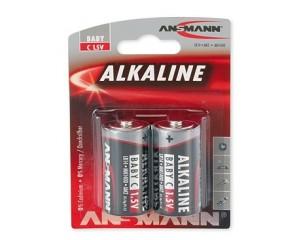 Батарейка (R14) Ansmann Alkaline для TM808