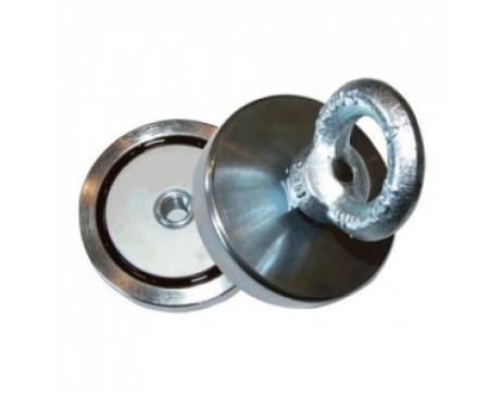 Двухсторонний поисковый магнит Непра F-200х2 кг