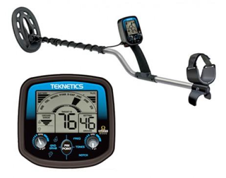 Teknetics Titanium Omega 8000
