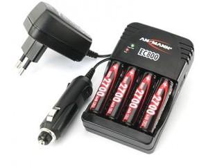 Зарядное устройство Ansmann EC800/2700